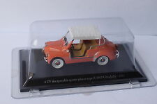 ALTAYA RENAULT  4CV DECAPOTABLE 4 PLACES R1062 GHIA JOLLY 1961 1:43