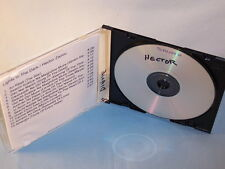 Lights In The Dark By Hector Zazou (Composer/Producer) 1998 CD Atlantic Promo