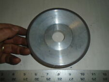 "MACHINIST TOOLS LATHE MILL Machinist 6"" Diamond Grinding Wheel 1 1/4"" Bore"