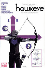 HAWKEYE VOL #1 HARDCOVER Matt Fraction Marvel Comics #1-11, Young Avengers #6 HC