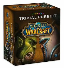 Trivial PURSUIT World of Warcraft WOW GIOCO QUIZ GIOCO DA TAVOLO GIOCO DI SOCIETÀ