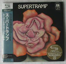 SUPERTRAMP - Supertramp JAPAN SHM MINI LP CD OBI NEU UICY-93607