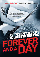 SCORPIONS: FOREVER AND A DAY NEW DVD