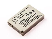 Qualité piles pour CANON DIGITAL IXUS 90 EST 900 TI 950 est 960 est