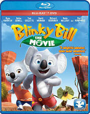 Blinky Bill: The Movie Blu Ray + DVD+ Digital Download Brand New Movie