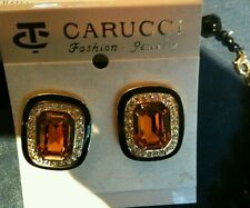 Carucci Necklace and Earrings (clip on) new!