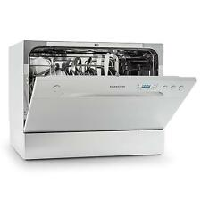 ENERGY EFFICIENT A+ 6 TABLE DISHWASHER SPACE SAVER SMALL KITCHEN FLAT SHOP 1380W