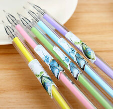 Butterfly Big Diamond Office Supplies Gel pen Refills for Gift or Promotion