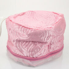 Electric Hair Dye Heater Hat Hair Treatment With Removable Lining Household Pink