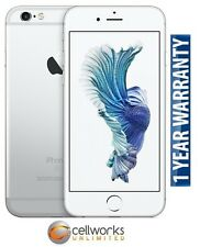 NEW Apple iPhone 6s (Factory Unlocked ) ATT T-MOBILE NET-10 16GB Silver
