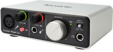 Focusrite iTrack Solo - Interface Audio pour Ipad e USB - Carte Son Exterieur