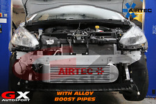Airtec Peugeot 208 GTI Front Mount Intercooler Upgrade kit - With Alloy Pipes