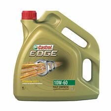 Castrol Edge 10W-60 Titanium FST Engine Oil 4 Litres