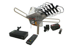 Digital Converter Box HDMI USB Recording + Outdoor HDTV Amplified TV Antenna
