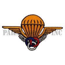 Ecusson / Patch - Brevet de moniteur parachutiste (BMP)