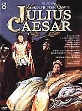 Julius Caesar / Mackerras, Baker, Masterson, English National Opera, dvd