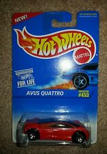 Hot Wheels Avus Quattro