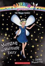 Morgan the Midnight Fairy Rainbow Magic Night Fairies #4