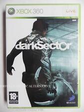 jeu DARK SECTOR pour xbox 360 game en francais spiel juego gioco X360 COMPLET