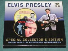 Elvis Presley Special Collectors Edition 2 CD Set Hayride And Interviews