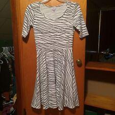 Lula Roe Amelia dress Sz medium Women's