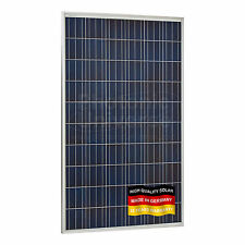 250W solar panel for motorhome, camper, boat, off-grid power (made in Germany)