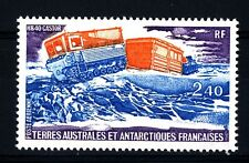 """TAAF - PA - 1980 - Veicolo antartico """"HB Castor"""""""