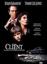 THE CLIENT DVD Susan Sarandon, Tommy Lee Jones, Brad Renfro