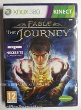 NEUF - jeu FABLE THE JOURNEY kinect pour XBOX 360 en francais game spiel NEW