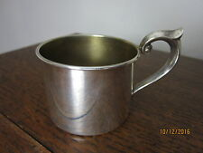 Antique Alvin Sterling Silver Cup