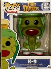 Funko Pop! Animation Looney Tunes Duck Dodgers K-9 Kaddy Vinyl Figure #144  MINT