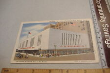 ~THE NEW F.W. WOOLWORTH COMPANY STORE, HOUSTON, TEXAS~VINTAGE POSTCARD~
