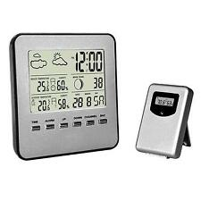Digital Wireless Temperature Humidity Sensor Indoor/Outdoor Weather Station LO1G