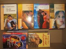 LOT DE 50 ROMANS / LITTERATURE SENTIMENTALE / HARLEQUIN-J'AI LU