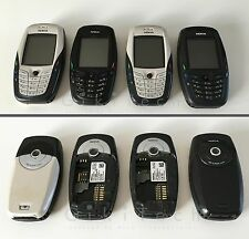 Nokia Job Lot/ N*4 pcs / NOKIA 6600 NHL-10 -  Fully working  -Tested