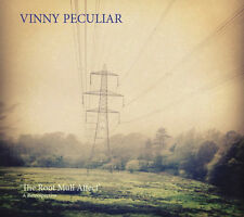 VINNY PECULIAR, THE ROOT MULL AFFECT, SEALED 15 TRACK CD IN DIGIPAK FROM 2015
