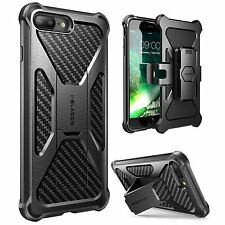 Apple iPhone 7 Plus Case Dual Layer Cover Slim Heavy Duty Protector Kickstand