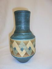 TROIKA URN VASE BY AVRIL BENNETT RETRO ORIGINAL 1970S SIGNED