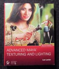 ADVANCED AUTODESK MAYA Texturing & Lighting by Lee Lanier FVF 7.0 NO DVD
