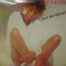 "June Pointer(7"" Vinyl P/S)Don't Mess With Bill-Planet-RPS 103-UK-Ex/Ex"