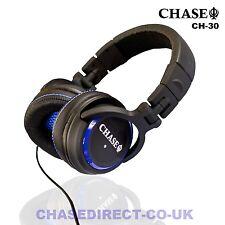 Chase ch-30 Cuffie stereo digitale pianoforte studio di registrazione EARPHONE AURICOLARE