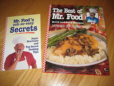 THE BEST OF MR FOOD by ART GINSBURG Hardcover Ships FAST LIKE NEW Cond.