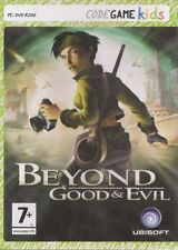 JUEGOS PC AVENTURA GRAFICA : BEYOND GOOD & EVIL