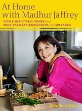 At Home with Madhur Jaffrey: Simple, Delectable Dishes from India, Pak-ExLibrary