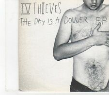 (FX82) IV Thieves, The Day Is a Downer EP - 2006 DJ CD