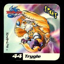 STAKS STAKS AIMANT MAGNET BEYBLADE N°  44 TRYGLE