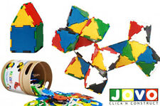 160pcs JOVO Click 'N' Construct System Toy Perfect Gift for Kids
