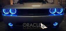 2008-2014 Dodge Challenger Oracle Blue LED Fog Light Halo Kit