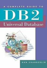 A Complete Guide to DB2 Universal Database (The Morgan Kaufmann Series in Data