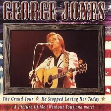 All American Country by George Jones